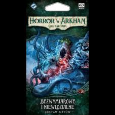 Horror w Arkham: Gra karciana - Bezwymiarowe i...
