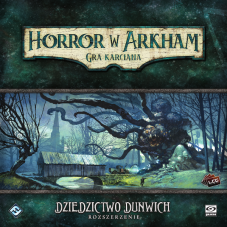 Horror w Arkham: Gra karciana - Dziedzictwo...