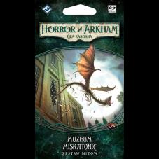 Horror w Arkham: Gra karciana - Muzeum Miskatonic