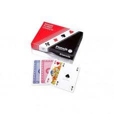 Karty do Gry - Poker-Brydż - podwójne