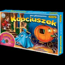 Kopciuszek + Gratis Audiobook do wyboru