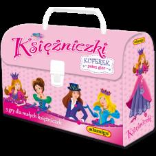 Kuferek - Księżniczki + Gratis Audiobook do wyboru