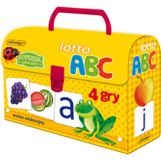 Kuferek - Lotto ABC + Gratis Audiobook do wyboru