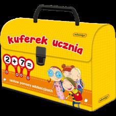 Kuferek - UCZNIA + Gratis Audiobook do wyboru