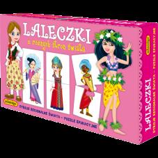 Laleczki + Gratis Audiobook do wyboru