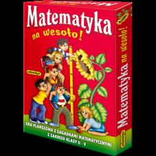 Matematyka na wesoło + Gratis Audiobook do wyboru