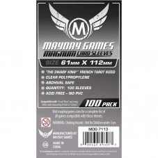MAYDAY Koszulki Magnum Platinum (61x112mm) 100...