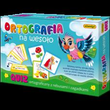 Ortografia na wesoło + Gratis Audiobook do wyboru