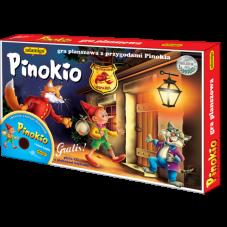 Pinokio + Gratis Audiobook do wyboru