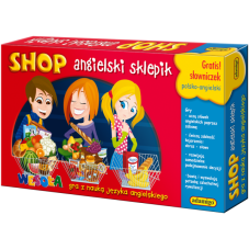 Shop: Angielski sklepik + Gratis Audiobook do...
