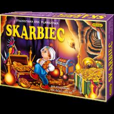 Skarbiec + Gratis Audiobook do wyboru