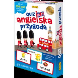 Angielska przygoda + Gratis Audiobook do wyboru