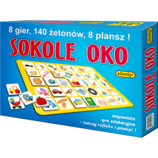 SOKOLE OKO + Gratis Audiobook do wyboru