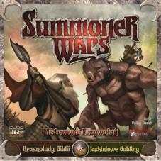 Summoner Wars: Krasnoludy Gildii vs Jaskiniowe...
