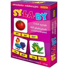 Sylaby + Gratis Audiobook do wyboru