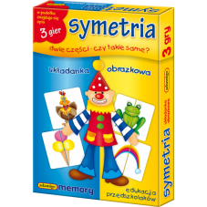 Symetria + Gratis Audiobook do wyboru