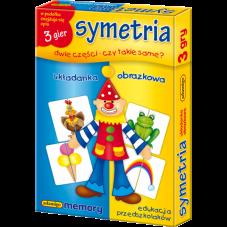 Symetria + Gratis Audiobook do wyboru