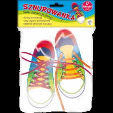 Sznurowanka + Gratis Audiobook do wyboru