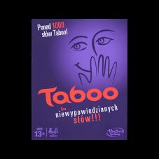Taboo - Tabu