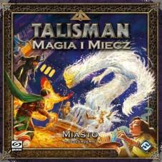 Talisman: Magia i Miecz - Miasto