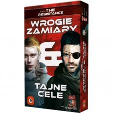 The Resistance: Wrogie Zamiary & Tajne Cele