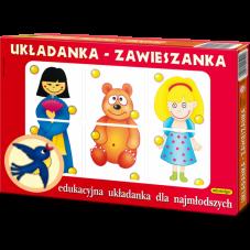 Układanka - zawieszanka + Gratis Audiobook do...