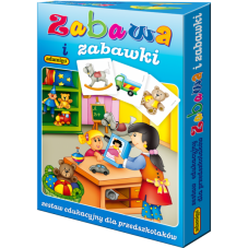 Zabawa i Zabawki + Gratis Audiobook do wyboru