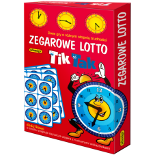 ZEGAROWE LOTTO + Gratis Audiobook do wyboru