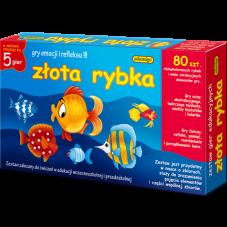 Złota rybka + Gratis Audiobook do wyboru