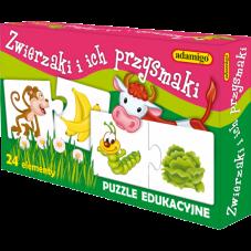 ZWIERZAKI I ICH PRZYSMAKI + Gratis Audiobook do...