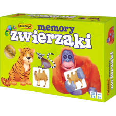 Mini zwierzaki - adamigo memory + Gratis...
