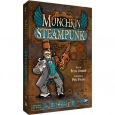 Munchkin Steampunk (edycja polska)