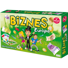 BIZNES EUROPA + Gratis Audiobook do wyboru