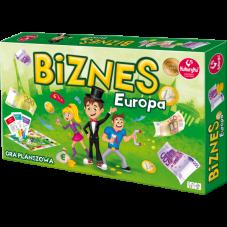 BIZNES EUROPA + Gratis Audiobook do wyboru