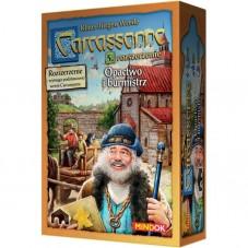 Carcassonne: Opactwo i Burmistrz (druga edycja...
