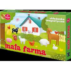 Mała Farma - układanka magnetyczna + Gratis...