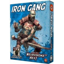 Neuroshima HEX: Iron Gang (edycja 3.0)