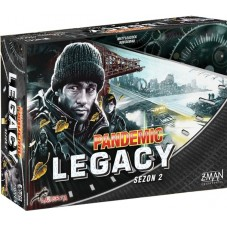 Pandemic Legacy (Pandemia) - Sezon 2 - Edycja...