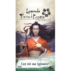 Legenda Pięciu Kręgów: Gra karciana - Los nie...