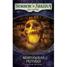 Horror w Arkham: Gra karciana - Nieopisywalna...