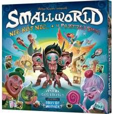 Small World: Zestaw dodatków 1 - Nie bój nic +...