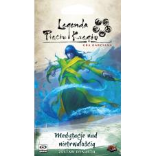 Legenda Pięciu Kręgów: Gra karciana - Medytacje...