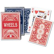"Karty do Gry - ""Wheels"" Poker"