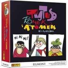 Tytus, Romek i A'Tomek