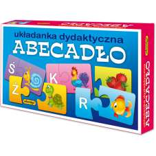 Abecadło + Gratis Audiobook do wyboru