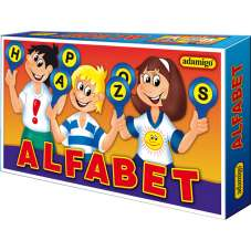 Alfabet + Gratis Audiobook do wyboru