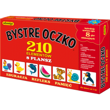 Bystre oczko + Gratis Audiobook do wyboru