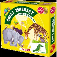 Świat zwierząt - Gra edukacyjna + Gratis...