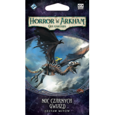 Horror w Arkham: Gra karciana - Noc czarnych...