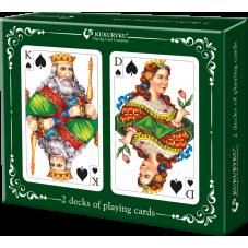 Karty do gry - komplet brydżowy - Kukuryku +...